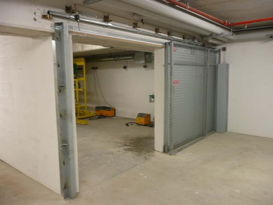 Portes Sectionnelles Rideau Métalique Porte Souples Battantes Ou - Rail porte coulissante industrielle